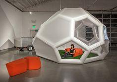 Arquitectura inflable que los arquitectos quieren tener - Noticias de Arquitectura - Buscador de Arquitectura