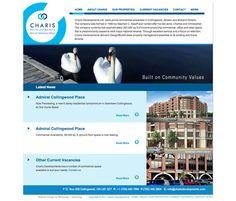 Charis Developments (charisdevelopments.com) — ©PM Design and Marketing