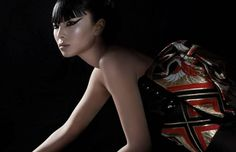 Aime collection Noel nars  inspiree du japon