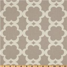 $8.98 /yd grey. this comes in yellow and pink too