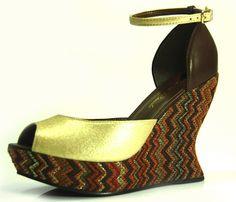 Anabela no site www.ShopShoes.com.br