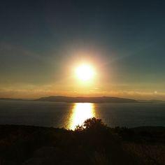 Griechenland - Finikounda, 2015 Cottages, Celestial, Sunset, Travel, Outdoor, Image, Greece, Destinations, Outdoors