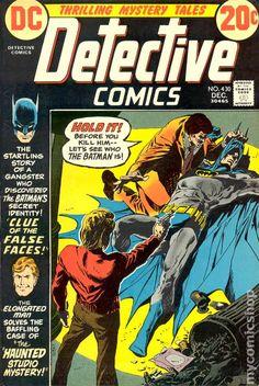 Detective Comics (1937 1st Series) 430