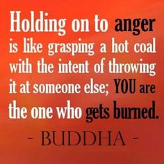 I really love this quote. Hate hurts you much more than the person you are busy hating. Buddha Quotes, Hate Hurts, Wisdo...