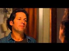 Wanderlust mirror scene...crazy funny... I can watch this 50 times and still laugh. LOVE some Paul Rudd!!