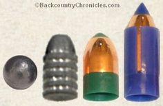 Choosing a Modern Bullet for your Modern Muzzleloader
