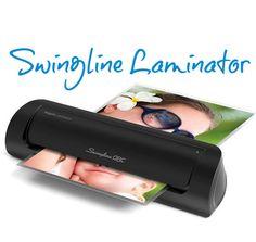 Amazon: Swingline Laminator only $14.99