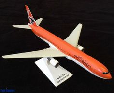 Australian Airlines Boeing 767-300 VH-OGJ model Australian Airlines, Swiss Army Knife, Model, Swiss Army Pocket Knife, Scale Model, Models, Template, Pattern