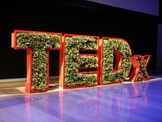 I've accomplished my goal of getting invited to speak at a TEDx Conference! Wilmington August 6, here I come!