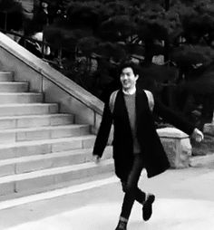 Suho being a happy lil kid