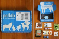 Just Us Gals: PetBox