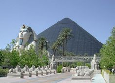 Luxor Hotel, Las Vegas, NV