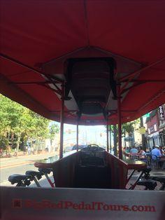 Groupon Pedal Tours Philadelphia