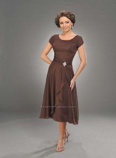 Nice modest dress for church or wedding