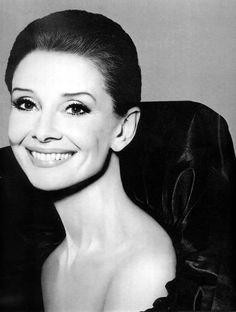 Audrey Hepburn <3 1987.