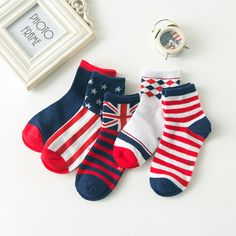 Find More Socks Information about 2016 New Arrival NewBorn Kids Baby Socks Geometric Striped Children Meias For  Baby Girls Boys Cotton Contrast Color 3 9 Years,High Quality sock collection,China sock tie Suppliers, Cheap sock stickers from Dreamy Garden on Aliexpress.com