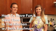 How To Have Fun & Save Time In The Kitchen w/ Beth Kaufman #Jcinitv #laughyourselfskinny #losingweight #jessicaprocini #tips #kitchen #weightloss #dieting #cooking