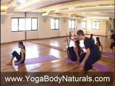 """YOGA: Yoga Exercises Free Video Now!   http://www.yogabodynaturals.com/articles - Learn the secret connection between what you eat and how deep you can go in your yoga practice. The age old saying, """"you are what you eat"""" is even more true for yoga student who make heavy demands on their bodies."""