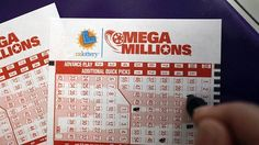 Latest Mega Millions lottery results...