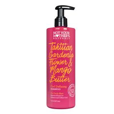 Directions: Pump shampoo into hands and work into wet hair. Rinse thoroughly. Safe for daily use. For best results, follow up with Curl Defining Conditioner.