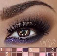Too faced chocolate bar palette.