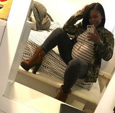 Pinterest: FOLLOW ME: XXLaTykka SnapChat: Xa_ja Cute Maternity Outfits, Stylish Maternity, Maternity Pictures, Maternity Wear, Maternity Fashion, Cute Outfits, Pregnancy Goals, Pregnancy Wardrobe, Plus Size Pregnancy
