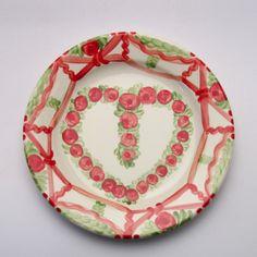 vesa Tray, Plates, Tableware, Design, Home Decor, Red, Green, Tablewares, Licence Plates