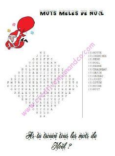 Le livret des activités de la box créative de Noël à télécharger gratuitement !