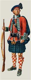 Flintlock and tomahawk: 77th Regiment of Foot (Montgomerie's Highlanders)