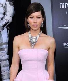 Jessica Biel Can Do No Wrong In Christian Dior  [August 2012]