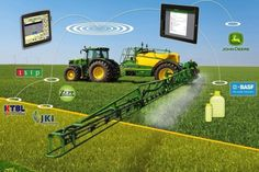 THE inexorable surge of new farm mechanisation technology will see dramatic changes in the industry over the next five years. Farming Technology, New Technology, Drones, Zombie Vehicle, Precision Agriculture, New Farm, Farms Living, Farm Gardens, Farmer