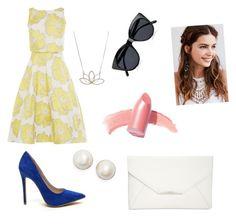"""""""Untitled #30"""" by hlh14 on Polyvore featuring Nashelle, Style & Co., Elizabeth Arden, REGALROSE, Le Specs and Kate Spade"""