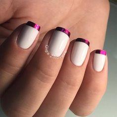 24 FRENCH MANICURE DESIGNS FOR INSPIRATION – My Stylish Zoo #nail #nails #nailart #nailpolish #nailswag #nailstagram #naildesign #nailsofinstagram #prettynails #cutenails #nails2inspire #nailsoftheday #nailedit #nailsart #nailartaddict #nailpromote #naildesigns #nailartclub #nailpolishaddict #instanails #notd #ignails #nailsdid #nag_repost #nailstamping #hairstyles #wedding #beauty #makeup #howtotips #haircuts #stlyes #haircolor #hairtype #men #women #faceshapes #hairtips #hair #elegant…