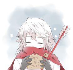 Fire Emblem: Heroes - Kamui