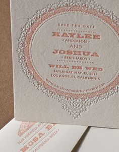 Absolutely Adore this... Come into The Inviting Place Today for Elum Wedding and Party Invitations!