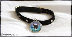 médaille personnalisée pour chien par lesfantaisiesdeNinaC sur Etsy