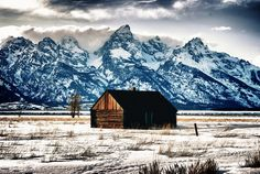 Own one of these.....Wyoming Cabin