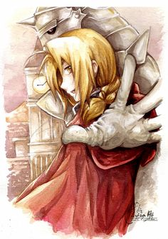 Fullmetal Alchemist by eikomakimachi.deviantart.com on @deviantART - still watching this show, NO spoilers please!