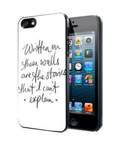 bcd7129d402 Story Of My Life Lyrics Samsung Galaxy Note 3 case