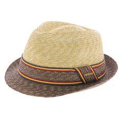 Chapeau de paille Gloster - Stetson