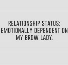 """Let's start our relationship - I'll be your """"brow lady"""" - you can always depend on me! 509-961-6555 www.bareblissyakima.com #facialwaxing #eyebrowwaxing #eyebrowsonpoint #nufree #yakima #eyebrowwax #barebliss #frameyourface #hairremoval"""