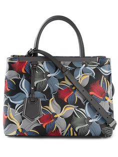 Fendi Bolsa Tote Modelo '2jours' - Tessabit - Farfetch.com