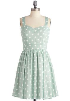 Milkshake Things Up Dress, #ModCloth #modpinhunt