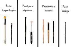 Tipos de brochas y sus usos. Si has tenido dudas en qué brocha usar según que producto no te pierdas la GUÍA DE BROCHAS en mi blog! :)  #brush #brushes #makeupbrushes #makeup #blog #beuatyblog #beuatyblogger #blogger #madrid #brochas #pinceles #pincel #kabuki #lenguadegato #pincelsombras #belleza #maquillaje #beauty #cutietips