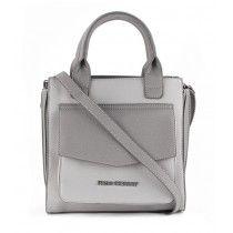 Friis Safir Small Handbag Grey