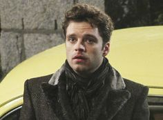 "Sebastian Stan, the actor who plays Jefferson aka ""The Mad Hatter"" on Once Upon a Time"