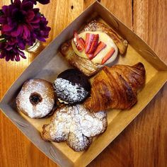 Fresh from the kitchen.  #roughdiamond #pastry #pastryheaven #pastrykitchen #croissant #danish #warrnambool #warrnamboolcafe #warrnamboollunch #warrnamboolcoffee #Warrnamboolbreakfast #eat3280 #destinationwarrnambool #greatoceanroad #cafe by rough_diamond_coffee
