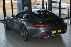 AMG-GTs - #Sandown #Mercedes-Benz Bryanston