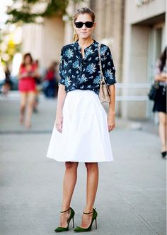 6 office outfit mistakes to make sure you never make. // #StyleTips