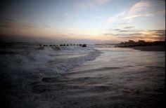 """""""Fire Island Beach Sunset"""" - Ocean Beach, Fire Island, NY"""